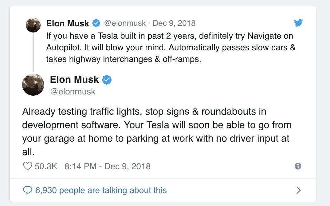 Musk tweet