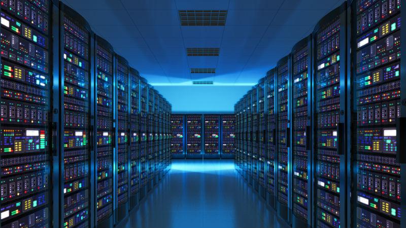 Msft data centre