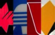 Big four banks logo