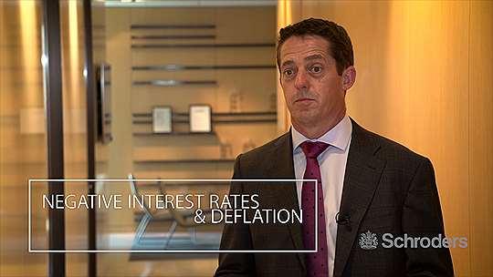 20160504 negativeinterestratesanddeflation